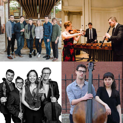 2019 Classical Commissioning Grantees