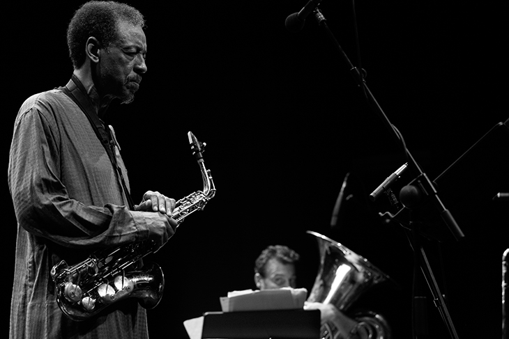 Henry Threadgill Performing