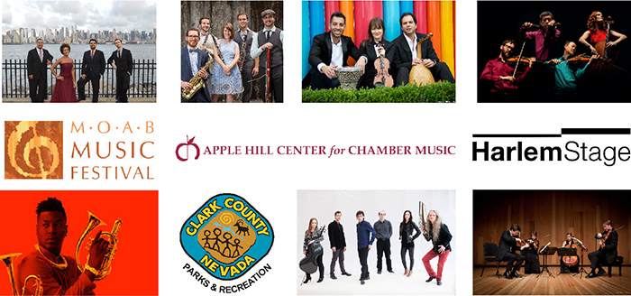 Chamber Music America Announces 2016 Residency Partnership Grants