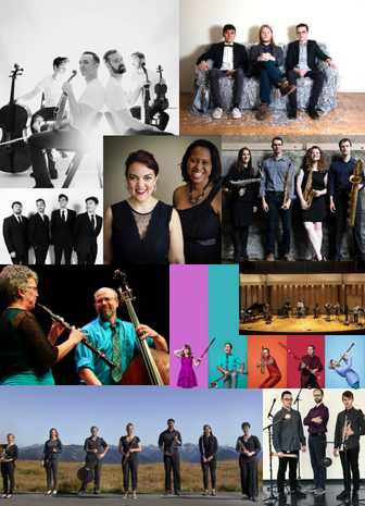 2018 Classical Commissioning Grantees