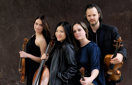 Voxare String Quartet